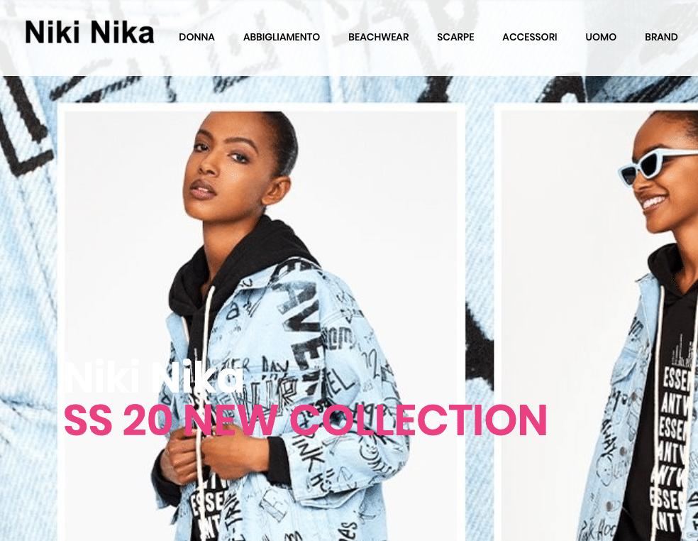 Niki Nika Shop Shop Online